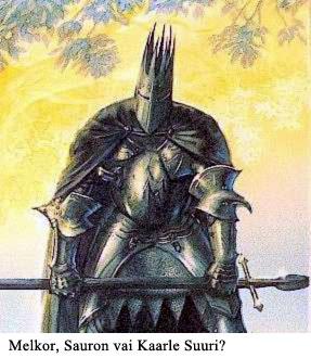 Melkor, Sauron vai Kaarle Suuri?